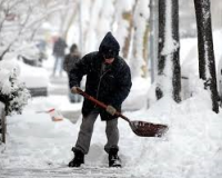 Can shoveling snow be hazardous to your health?