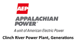 AEP Clinch River Logo
